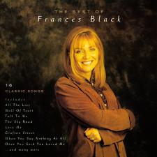 Album cover for The Best Of Frances Black