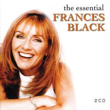 Album cover for The Essential Frances Black