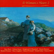 Album cover for A Woman's Heart 2
