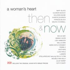 Album cover for A Woman's Heart - Then and Now